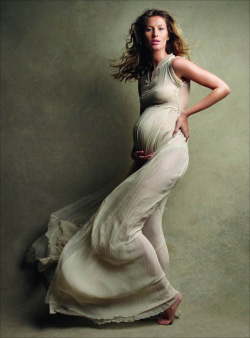 evening gowns pregnant women