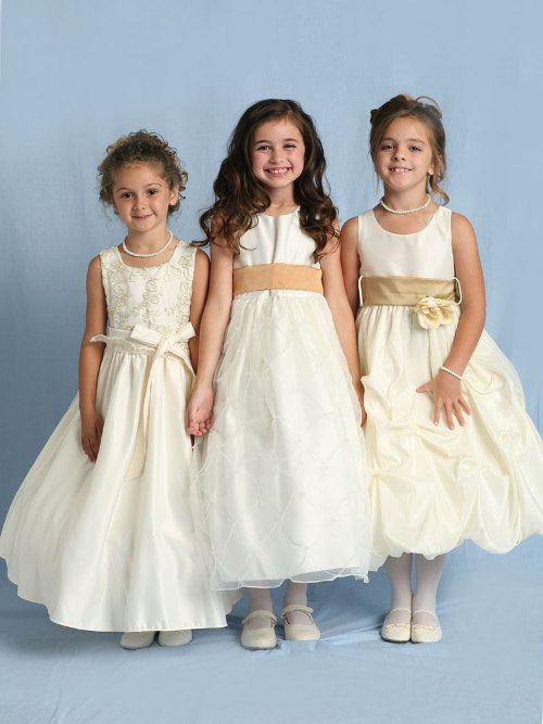 425b33c435 flower girl dresses dessy prices - Di Candia Fashion
