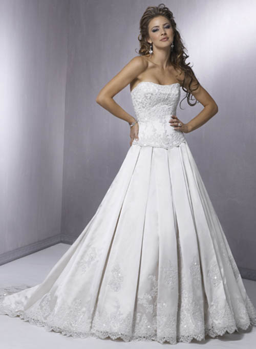 How To Make Corset Wedding Dresses Design