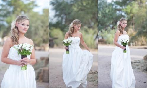 Irish Country Wedding Dress