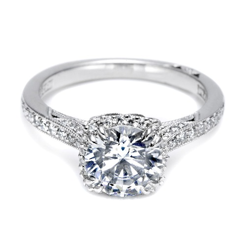 Tacori wedding rings for sale for Wedding rings for sale by owner