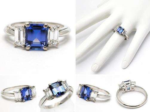 tanzanite engagement rings uk
