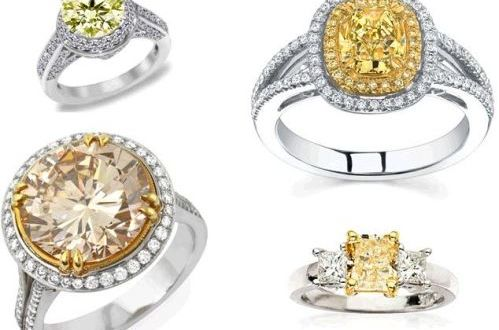 Types Of Engagement Rings Pictures