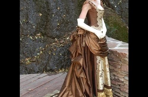 Wedding Dresses Under 500: Victorian Era Dresses For Women