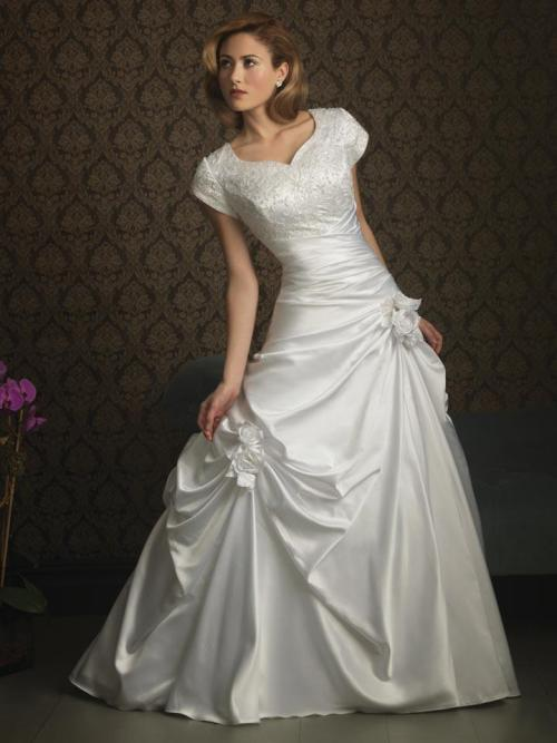 mormon wedding dresses mormon wedding dresses modest 6019