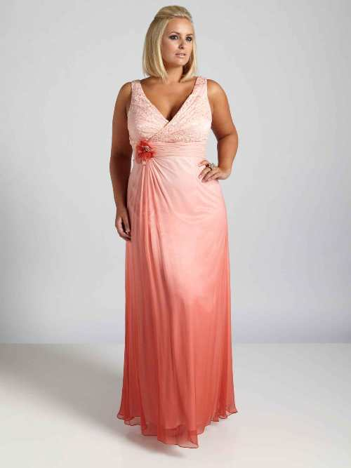 Evening Dress Plus Size Cheap Di Candia Fashion