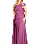 evening dress plus size uk