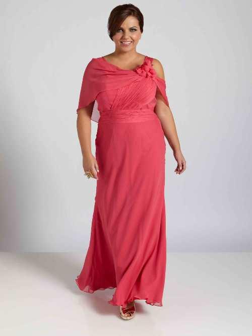 Evening Dress Plus Size Women Di Candia Fashion
