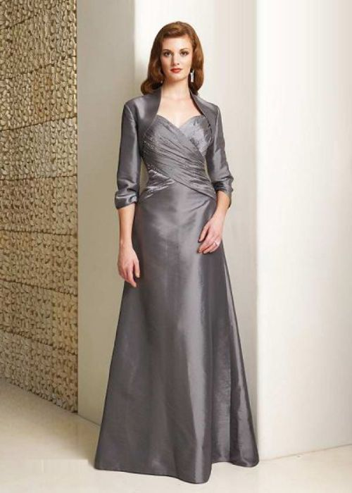 formal dresses with sleeves 2013