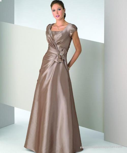 formal dresses with sleeves uk