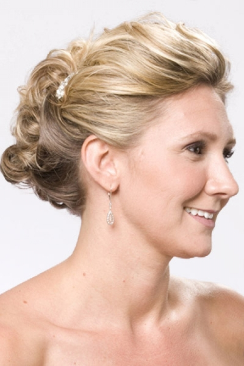 Hair Updos Wedding Guest