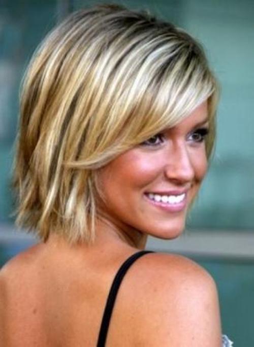 hairstyles for thin hair 2013 - Di Candia Fashion