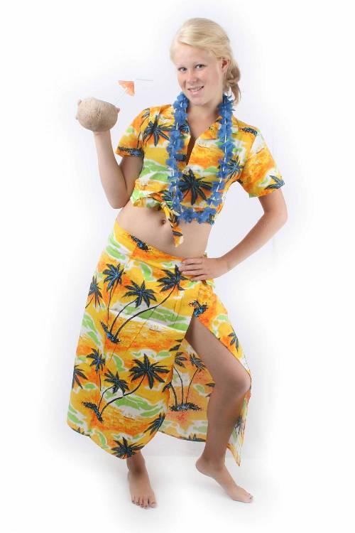 Hawaiian fancy dress for women uk
