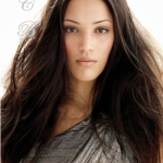 highlights for dark brown hair 2013