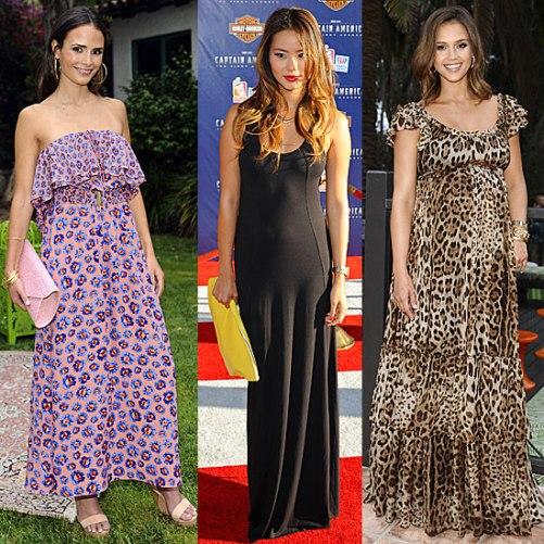 Maxi Dress Outfits Tumblr