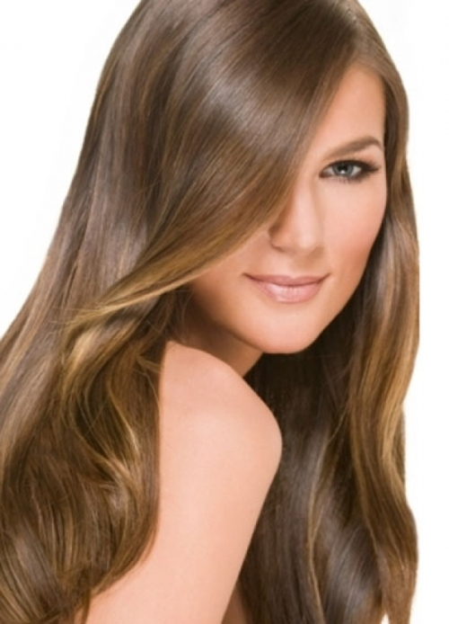 Black Natural Hair With Highlights