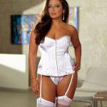 plus size bridal underwear