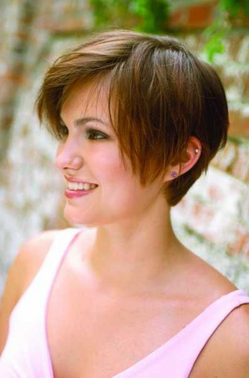 short haircuts women 2013
