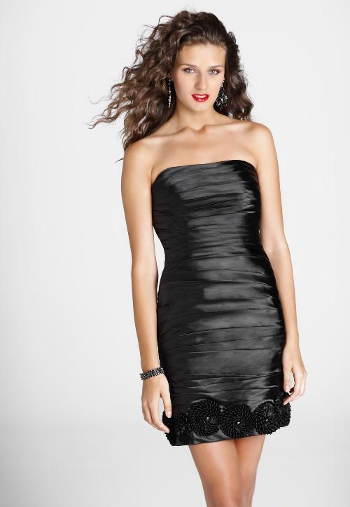 Beautiful formal short dresses 2012