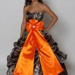 Camo Semi Dresses 2013