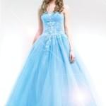 Princess Dresses Soft Blue picture