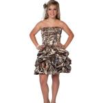 camo short dresses 2013