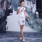 chinese women wear