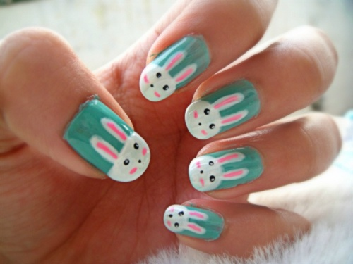 Cute Easy Nail Art