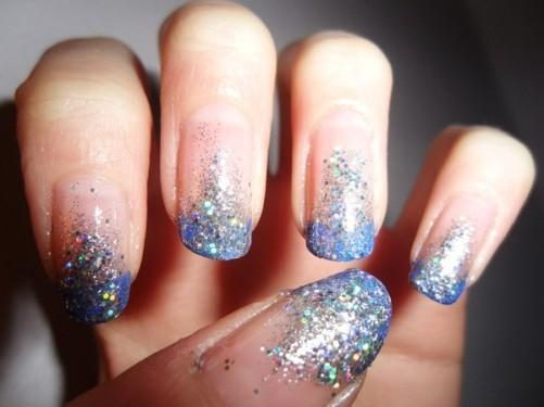 Easy Cute Nail Art Di Candia Fashion