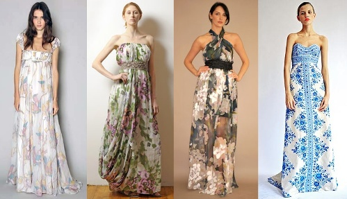 floral maxi dress petite