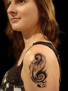 good tattoos for women