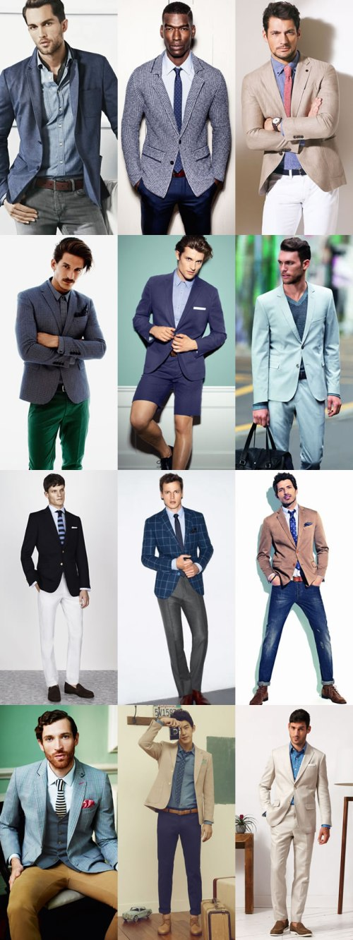 Mens Casual Chic Dress Code
