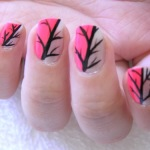 nail diy design easy