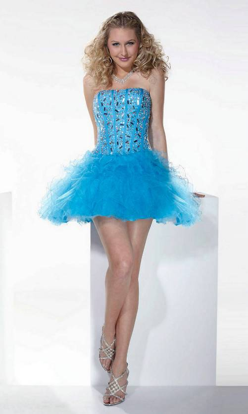 Corset birthday dresses 2013