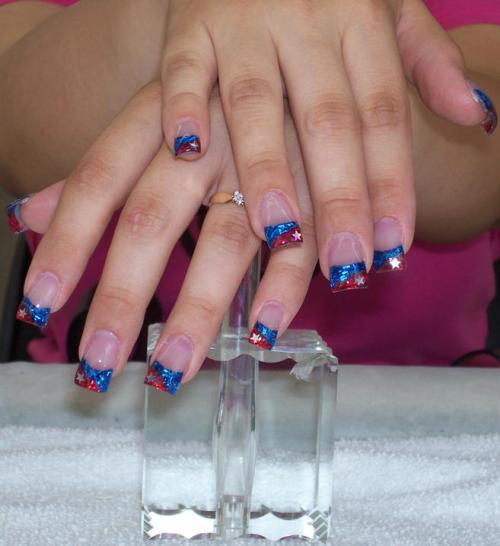 cute easy nails art designs