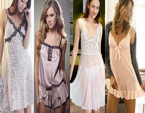 dresses for wedding night