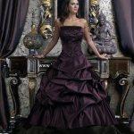 gothic bride dress up