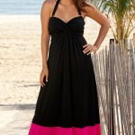 plus size maxi dress cheap