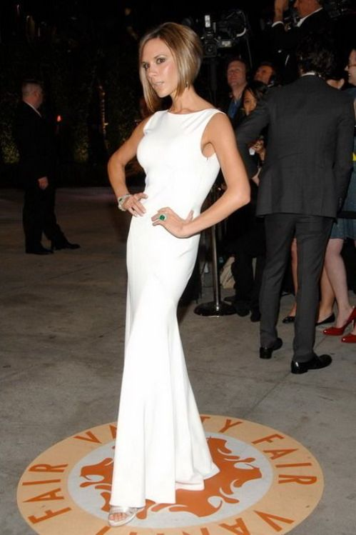 victoria beckham evening gowns - Di Candia Fashion