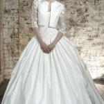 vintage bride wear
