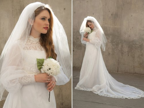 white victorian style dresses for wedding