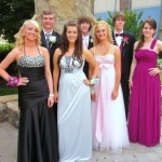 high school graduation dresses 2012