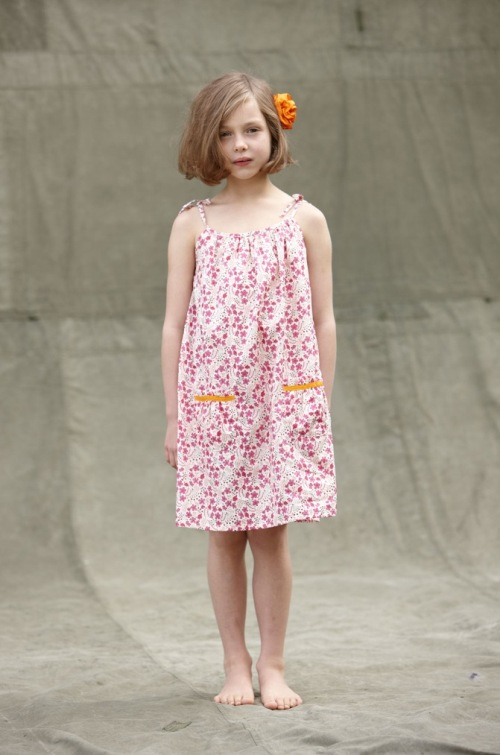 simple dress for kids online