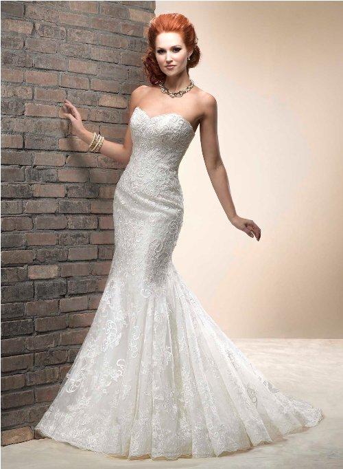 wedding gowns modern bride