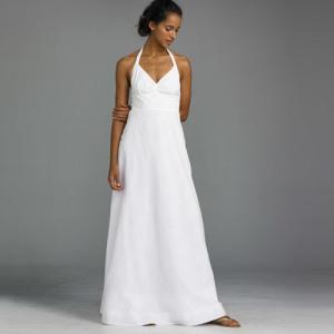 white beach dresses casual picture
