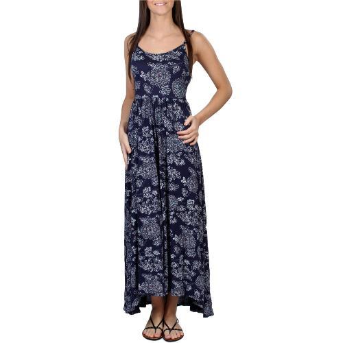 women's plus floral maxi tube dresses