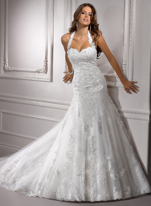 a-line lace wedding dress jim 8011 mdl# hjelm