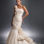 beach wedding dresses black women 2013