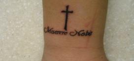 Cross Wrist Tattoos: Expressing Faith and Style