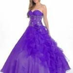 long puffy prom dresses 2011